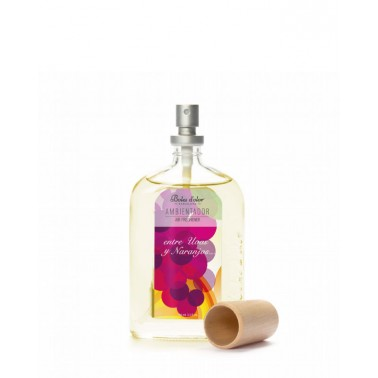 Ambientador Spray Entre Uvas y Naranjos