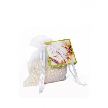 Mini Resinas Perfumadas Flor Blanca