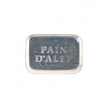 Caja De Jabón De Aluminio Pan De Alepo