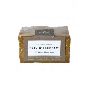 Jabón De Pan De Alepo 25% Laurel